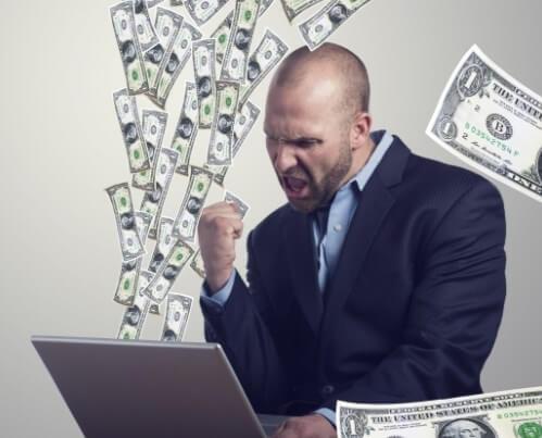ネットビジネスについに収入が入ってきた