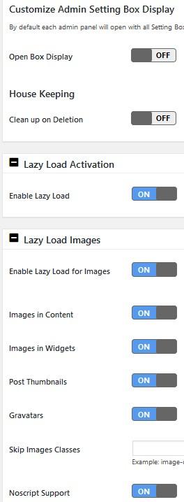 a3 Lazy Loadの設定の仕方