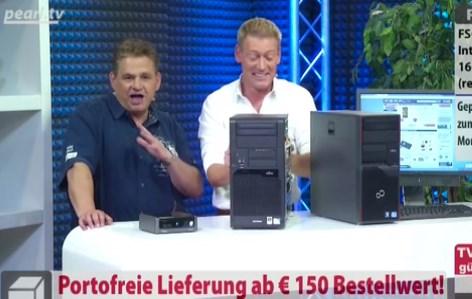 テレビショッピングのテクニック