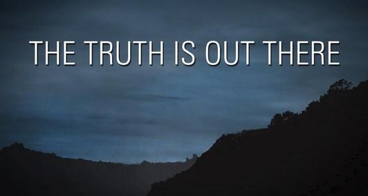 真実はそこにある