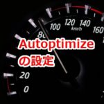 Autoptimizeの設定