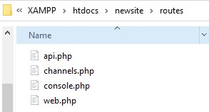 routes web.php ルート